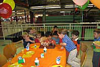 Childen's birthday parties